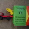 箱入外国製玩具車(表)